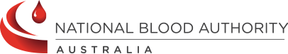 National Blood Authority Logo